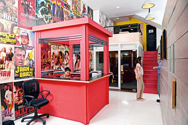 Design Inside The Box Office Livemint